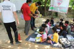 books distribution save the humanity