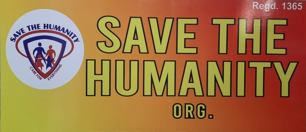 save the humanity organisation